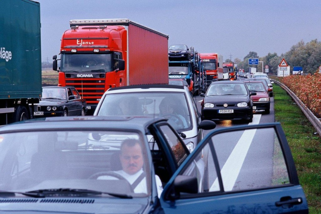 Climate protection on the roads? Germany's CO2 figures are nothing to be proud of.
