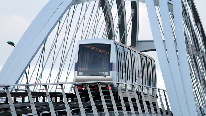 Automated Metro: A driverless / selfdriving metro train in Toulouse
