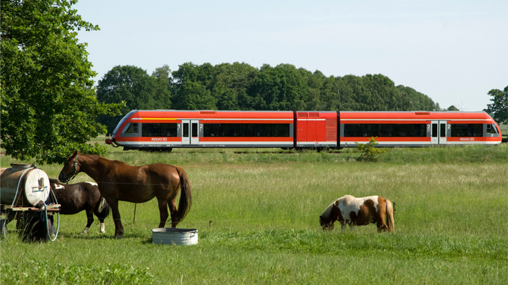 The disaster at Rastatt make extensive electrification necessary