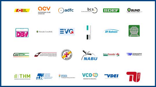Members Pro Rail Alliance