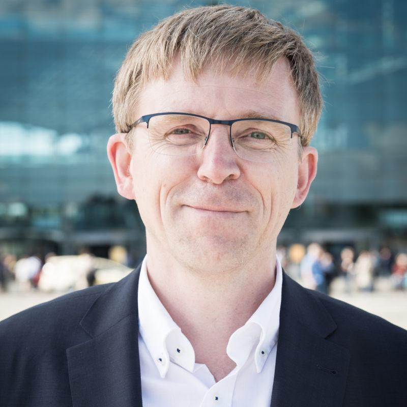 Andreas Geißler - Referent für Öffentlichkeitsarbeit