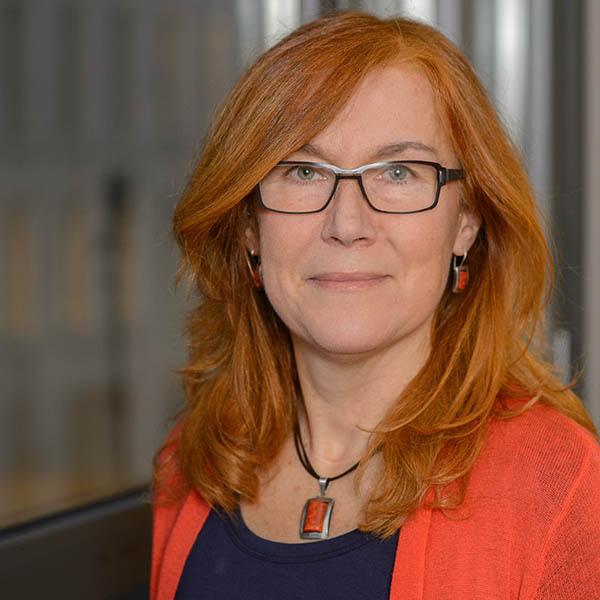 Jolanta Skalska ist Teil des Teams der Allianz pro Schiene