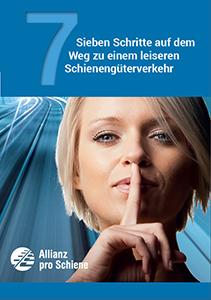 Lärmschutz Leitfaden: Sieben Schritte auf dem Weg zu einem leiseren Schienengüterverkehr