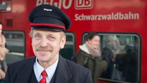 Eisenbahner mit Herz 2015, Sonderpreis: Herbert Kusche