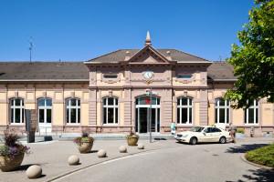 Bahnhof des Jahres 2010, Baden-Baden