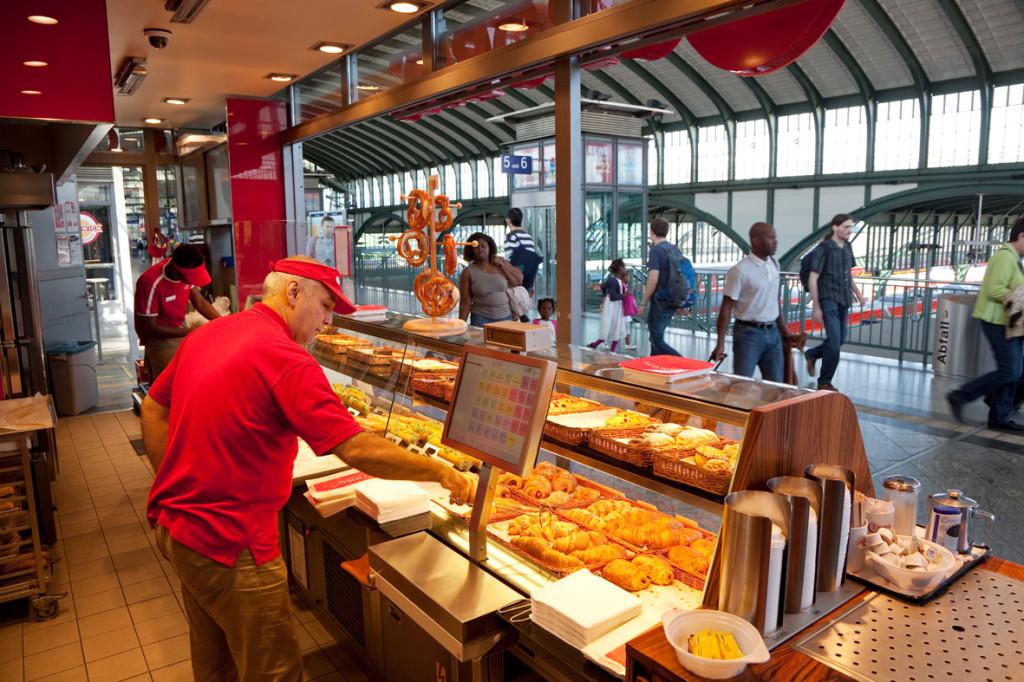 Bahnhofs Bäckerei