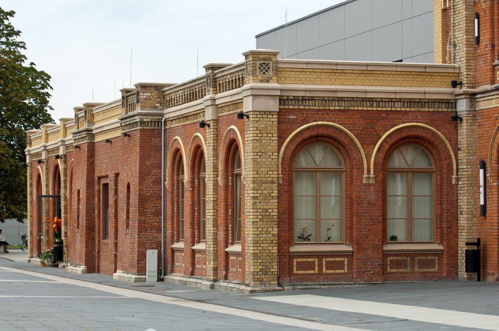 Historischen Fassade