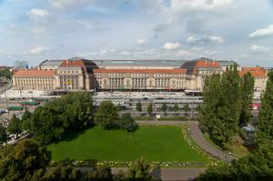 Bahnhof des Jahres 2011, Leipzig