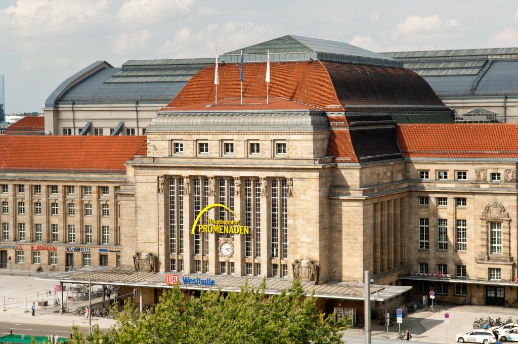 Bahnhofsgebäude Leipzig