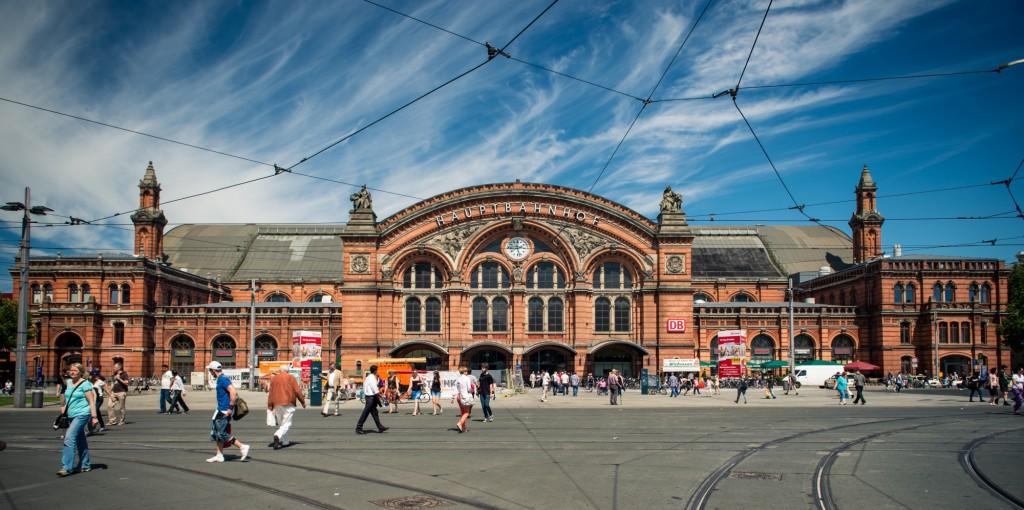 Bahnhof Bremen