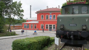 Bahnhof des Jahres 2013, Sonderpreis Tourismus, Murnau