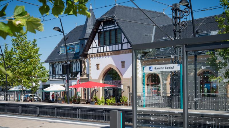 Bahnhof des Jahres, Oberursel