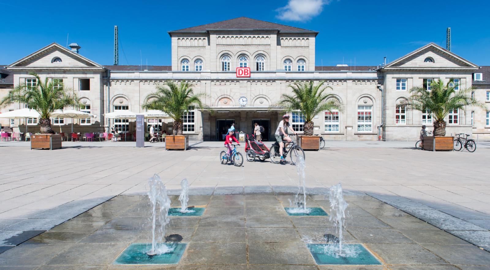 Bahnhof des Jahres 2013: Der Bahnhof Goettingen