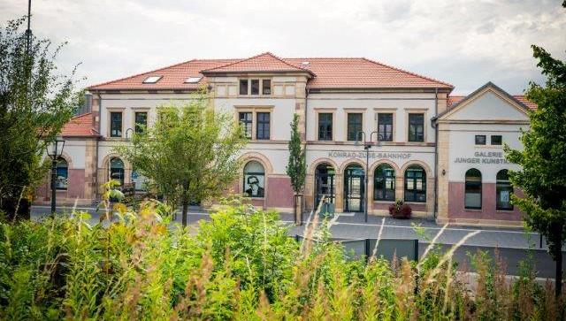 Bahnhofs Ensemble Hünfeld