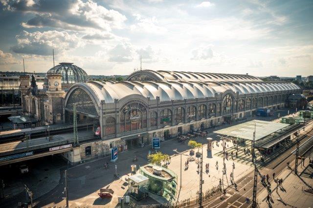 Bahnhof des Jahres 2014, Dresden