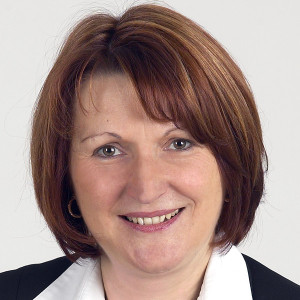Porträtfoto der Schirmherrin Heike Brehmer (MdB)