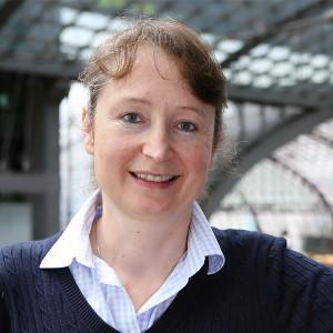 Porträtfoto von Jurymitglied Dr. Kathrin Bürglen