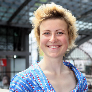 Porträtfoto von Jurymitglied Martina Löbe