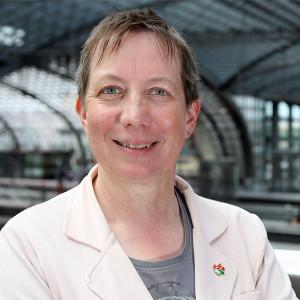 Porträtfoto von Jurymitglied Regina Schmidt-Kühner