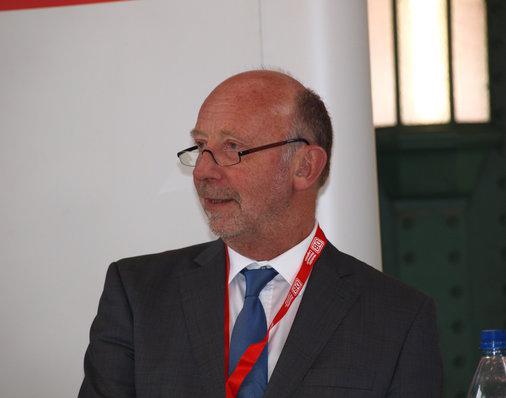 Hessens Verkehrsminister Dieter Posch (FDP)