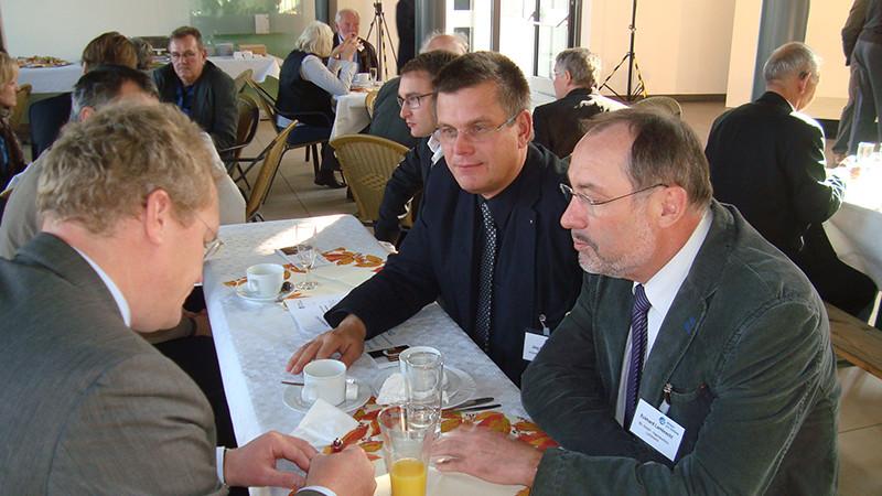 Dirk Flege, Eckhard Lambrecht, Jörg Gardzella