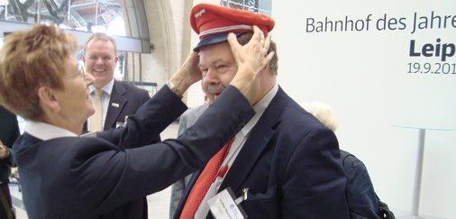 Bundesvorsitzender des Fahrgastverbandes Pro Bahn