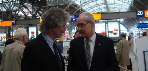 Martin zur Nedden und André Zeug