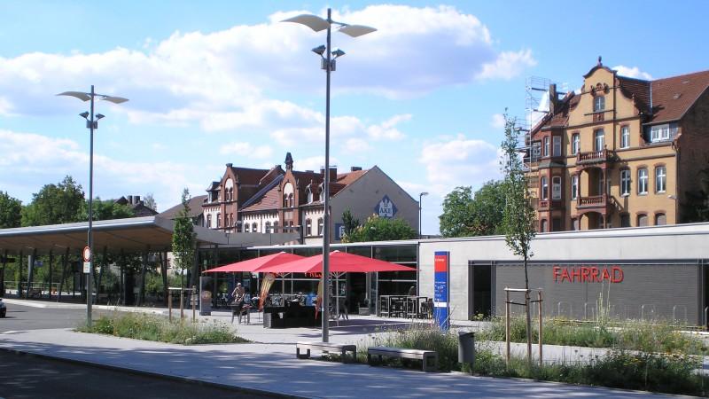 Bahnhof des Jahres 2010, Sonderpreis, Eschwege