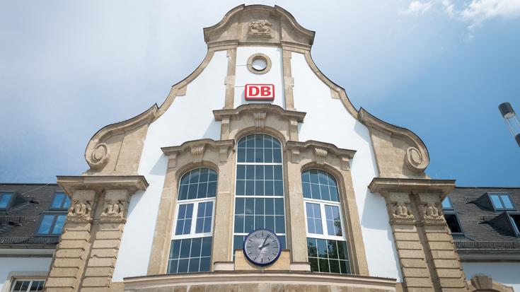 Bahnhof des Jahres 2015 - Der Bahnhof Marburg (Lahn)