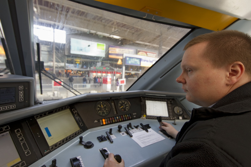 Eisenbahner mit Herz, Sieger 2011, Nico Hilsberg