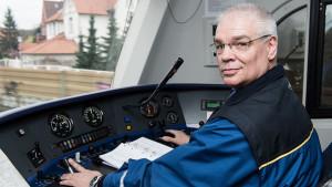 Eisenbahner mit Herz 2014, Gerard Versteeg