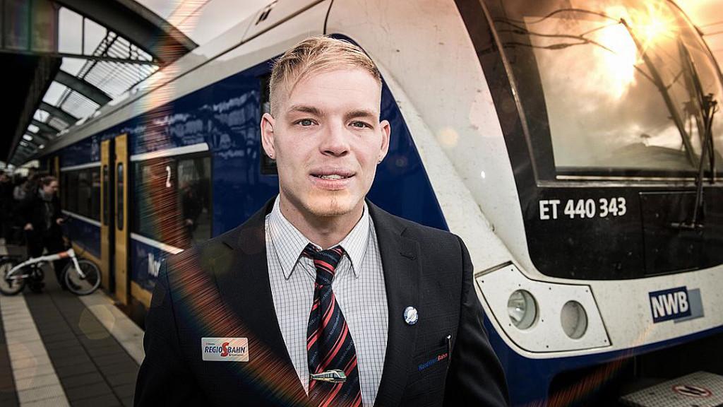 Eisenbahner mit Herz 2014, Dylan Bevers