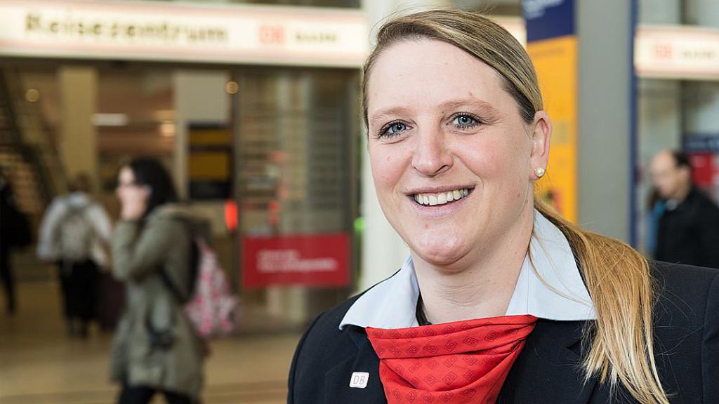 Eisenbahner mit Herz 2014, Anja Hoche