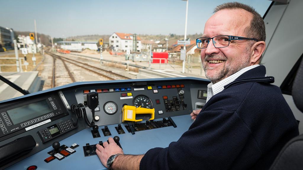 Eisenbahner mit Herz, Sieger 2015, Ernst Dast