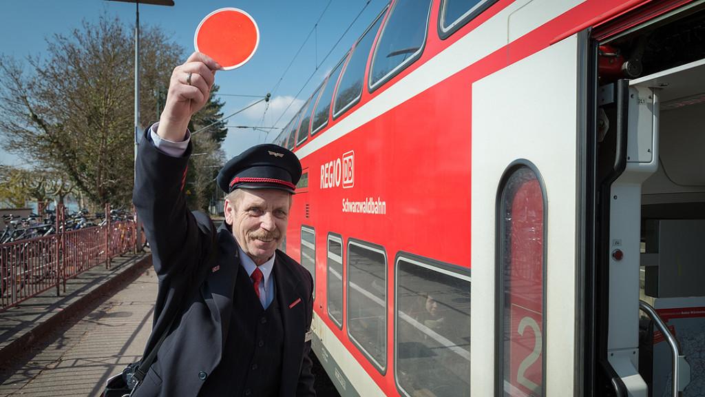 Eisenbahner mit Herz, Sonderpreis 2015, Herbert Kusche