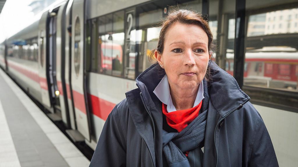 Eisenbahner mit Herz, Sieger 2015, Kornelia Scherer
