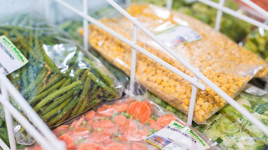 Gemüse von Deutschland nach Italien: Vitamine auf die Schiene!