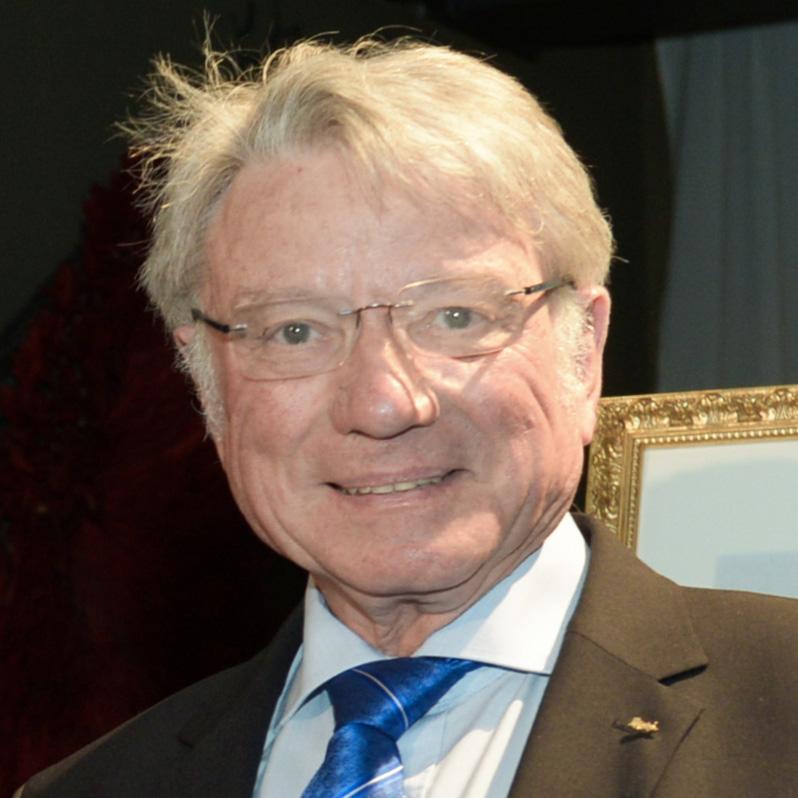 Jury-Mitglied Hans-Werner Bürkner