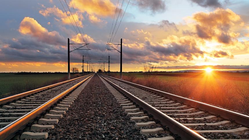 Runter mit der Schienenmaut: Im Schulterschluss fordern die Verbände der Bahnbranche vom Bund einen Ausgleich für Wettbewerbsnachteile zwischen Schiene und Straße.