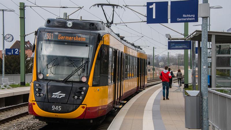 Regionalverkehr in Rheinland-Pfalz: Die AVG erhält Regionalisierungsmittel für den SPNV