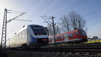 Regionalverkehr: Der Schienenpersonennahverkehr sorgt für eine sichere Verbindung