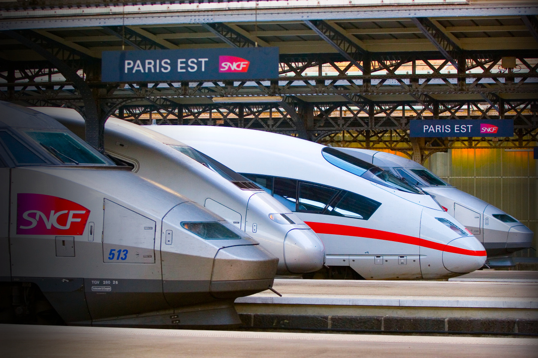 Mit der App von Captain Train können Zugtickets für Reisen ins Ausland einfach gebucht werden