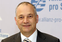 Stellvertretender Sprecher der Förderer: Hans Leister