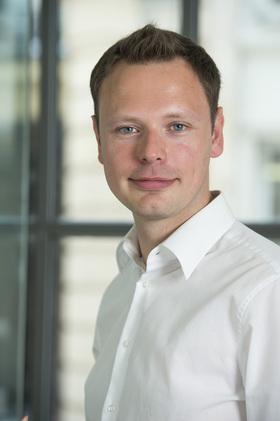 Daniel Beutler, Geschäftsführer von Captain Train