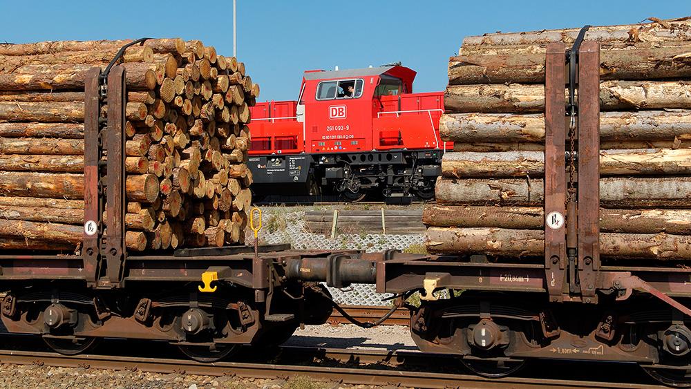 Gesetz gegen laute Güterwagen