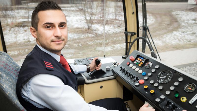 Fatih Yilmazli - Eisenbahner mit Herz 2016 (Silber)