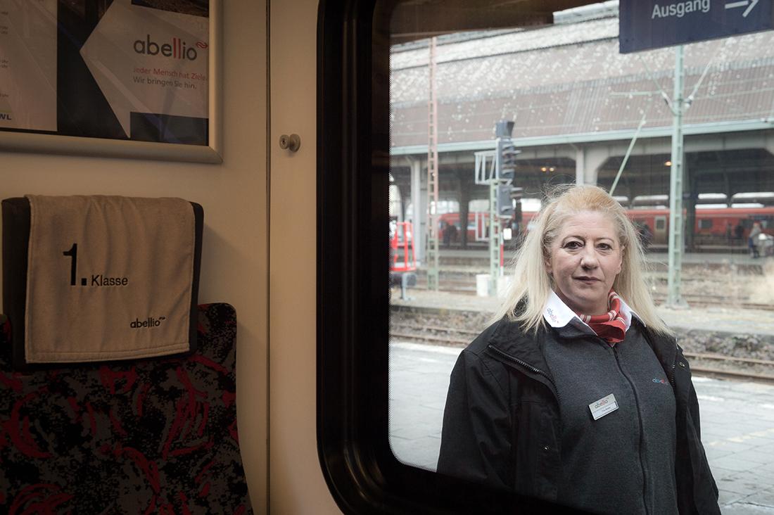 Lena-Sophia Nobbe - Gold - Eisenbahner mit Herz 2016