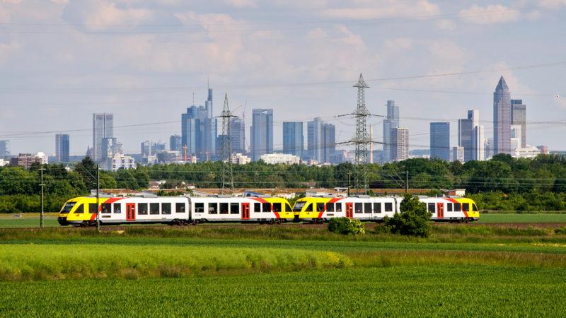 Erfolgreich unterwegs zwischen Brandoberndorf und Frankfurt am Main: Die Taunusbahn
