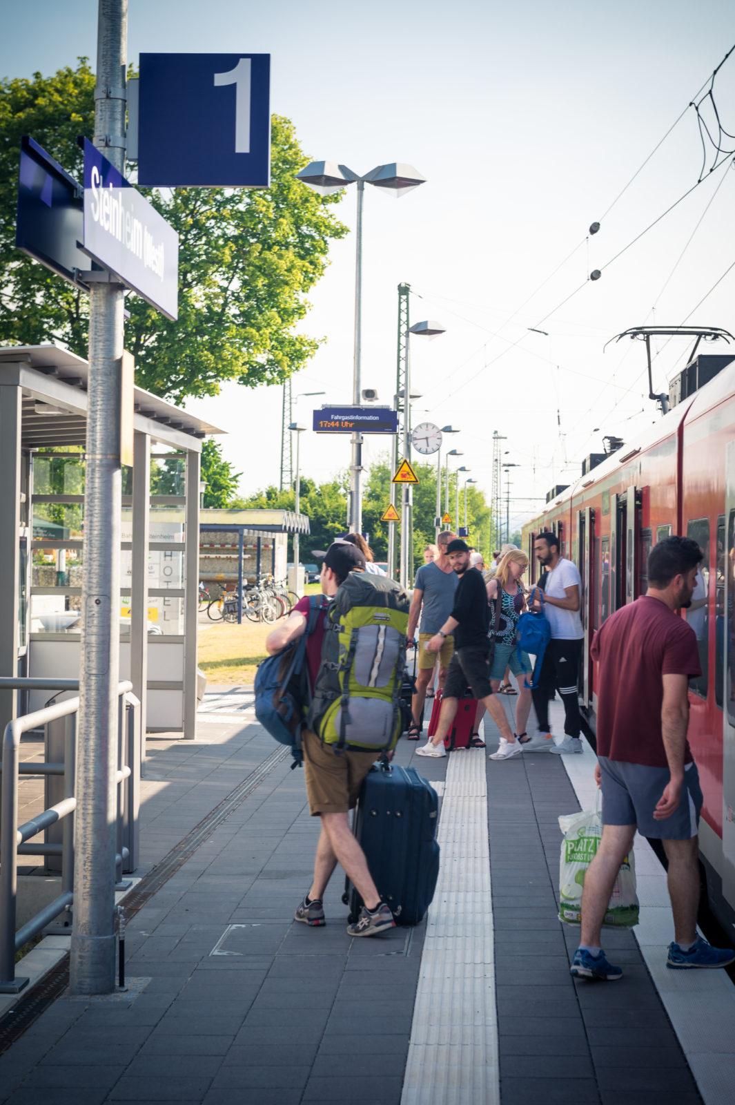 Bahnhof Steinheim (Westfalen) - Bahnhof des Jahres 2016