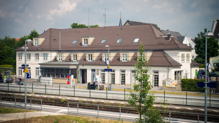 Die Königin der S-Bahnhöfe: Der Bahnhof Steinheim (Westfalen) ist Bahnhof des Jahres 2016